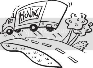 moving truck Pictures, Images and Photos