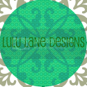 Lulu Lane Designs button
